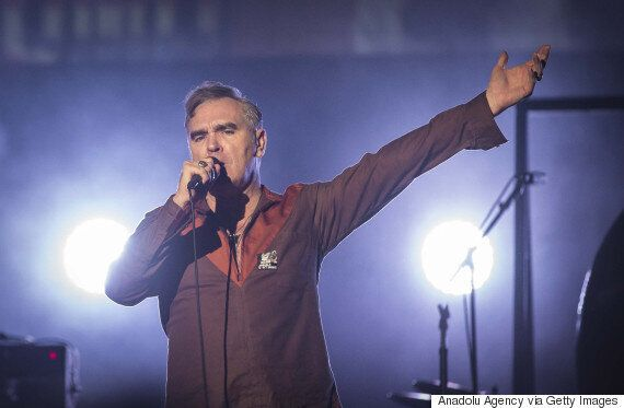 Andy Burnham Says Morrissey Was An Inspiration But Risk Of Feeling 'Slightly Superior' Made Him 'Go Off'