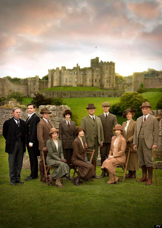 'Downton Abbey' Residents Will Be Joined By Alun Armstrong, Jane Lapotaire For