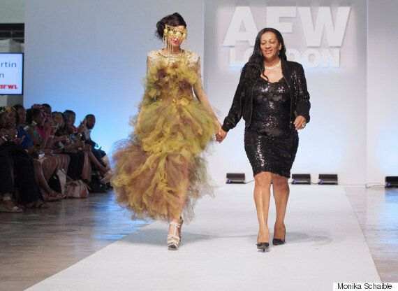 Cecil The Lion's Death Inspires Designer At Africa Fashion Week