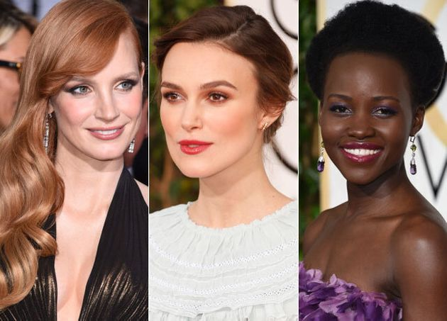Golden Globes 2015: 12 Of The Best Beauty