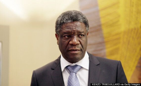 Congo's Dr Denis Mukwege, EU Human Rights Prizewinner, 'Worried' For Europe Over Anti-Immigration
