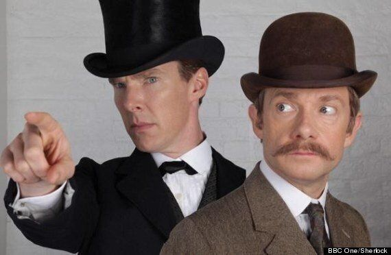Sherlock Special Picture Teases Us For The Christmas