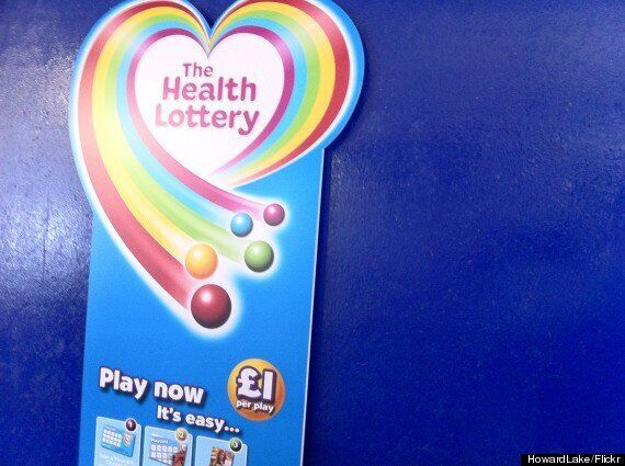 Health Lottery 'Irresponsible' Advert Banned For Encouraging People To Sign Up To Spend £320 On