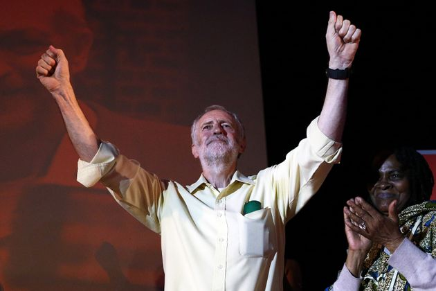 Jeremy Corbyn's Rise The Fault Of 'Underwhelming' Andy Burnham And Yvette Cooper, Says Peter