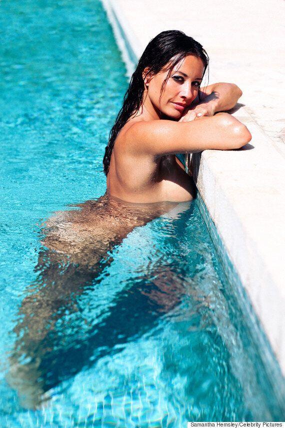 Melanie Sykes Naked: TV Star Strips Off For Nude Photoshoot As She Celebrates Turning 45