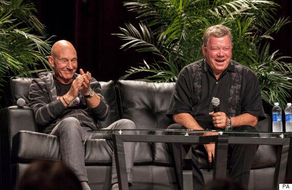 William Shatner Reveals What 'Star Trek' Means To The Fans, As He Debuts Film 'Chaos From The