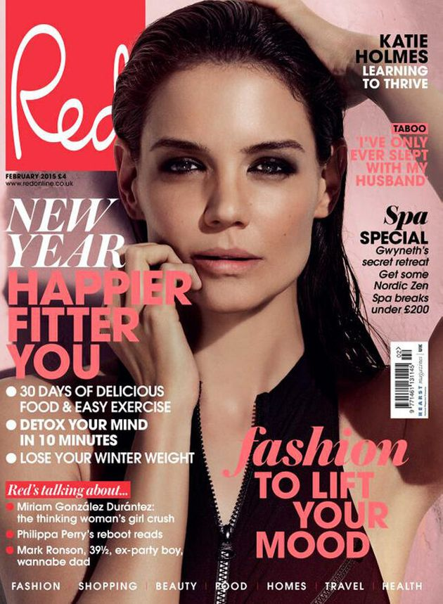 Katie Holmes: 'I'm Not So Different Than I Was At