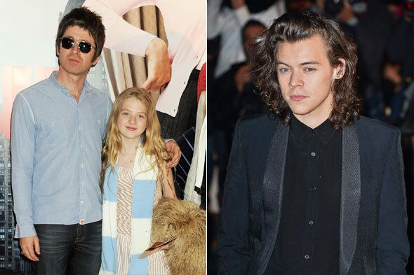 Noel Gallagher's Daughter Anais Reveals Moment He ...