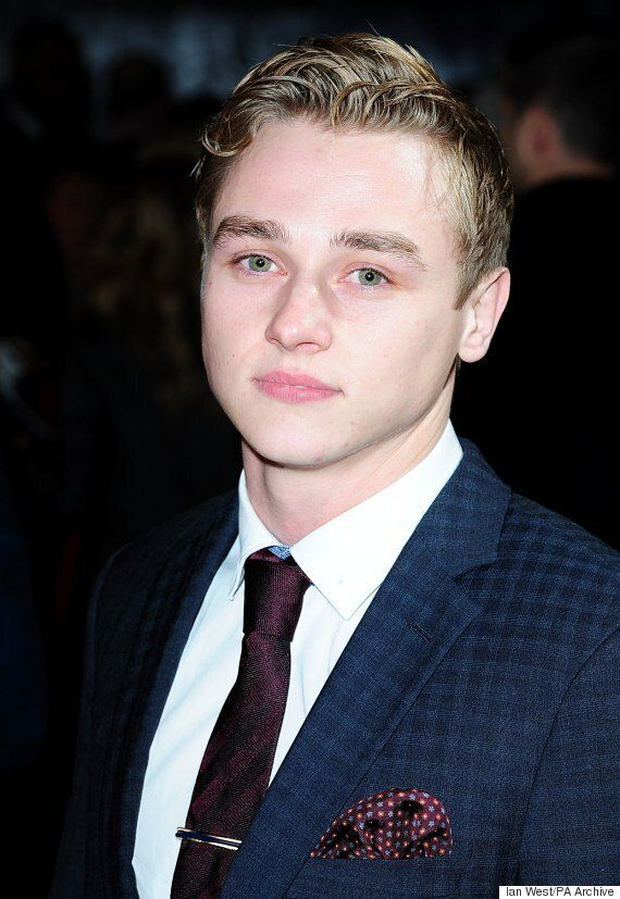 First Pic Of Ben Hardy In 'X-Men: Apocalypse' Has Got Us Even More Excited About The Former 'EastEnders'...