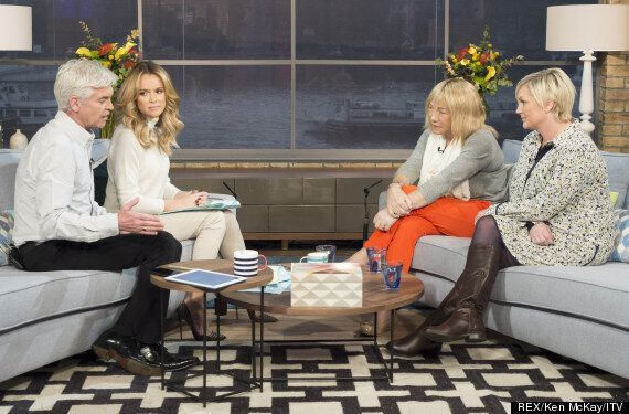 Kellie Maloney Responds As 'This Morning' Viewers Criticise Amanda Holden For Calling Her A