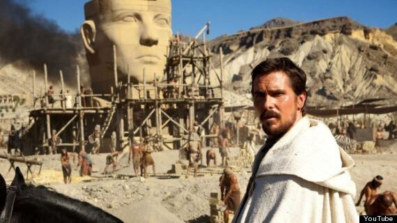 Christian Bale Says 'Drones Would Be Sent After Moses' If The Hebrew Were Alive
