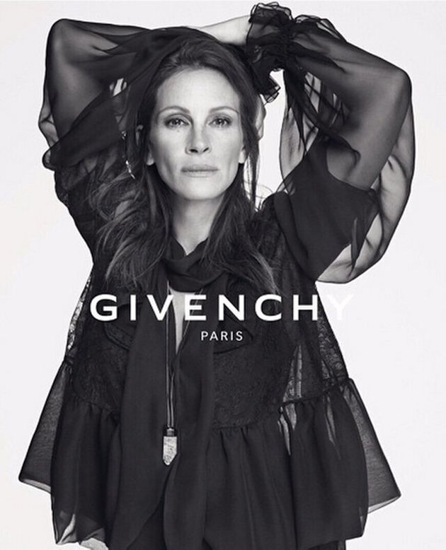 Julia Roberts Is The New Face Of