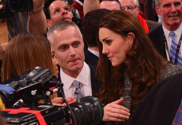 When Kate Middleton Met