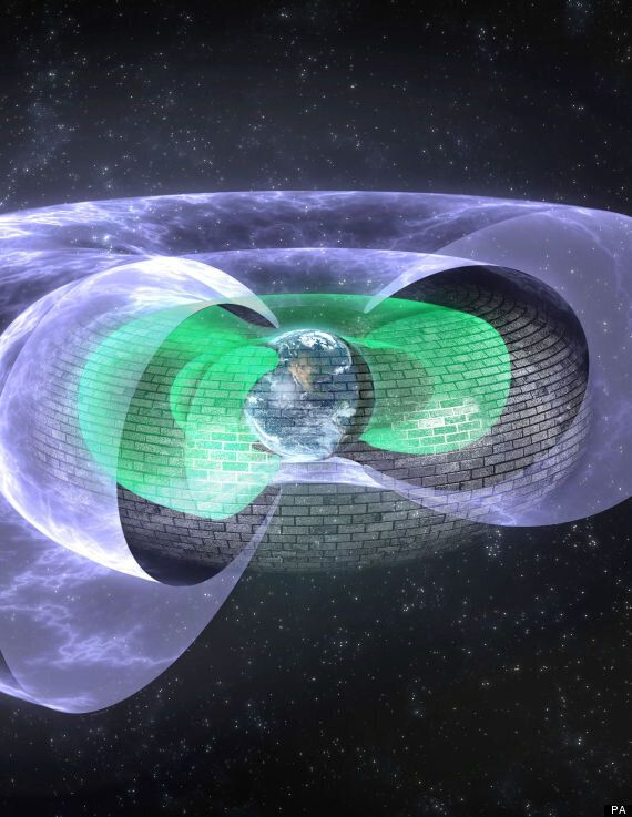 Earth Wrapped In 'Star Trek Force Field', Scientists