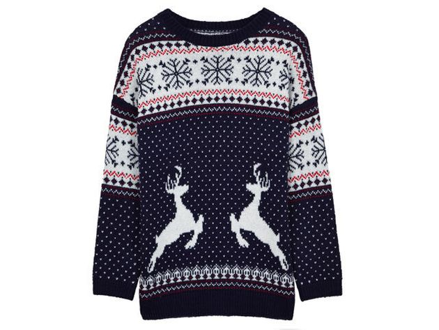 5 Cosy Reindeer Sweaters You'll Want This