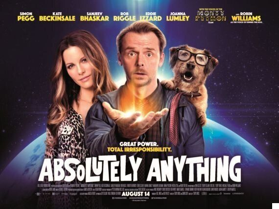 Win A Smart TV With 'Absolutely Anything' - In Cinemas 14 August