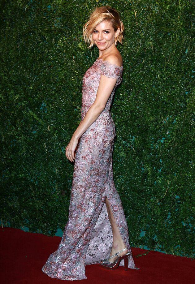 Sienna Miller's Party Season
