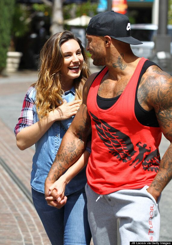 Kelly Brook And David McIntosh Are Back On AGAIN, According To Former 'Gladiators' Hunk Who Says: 'Neither...