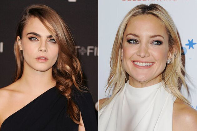 Cara Delevingne And Kate Hudson Do Thanksgiving Dance Off: You Have To See