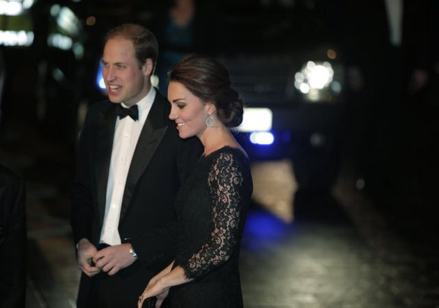 Kate Middleton To Stay At Home When Prince William Jets Off To