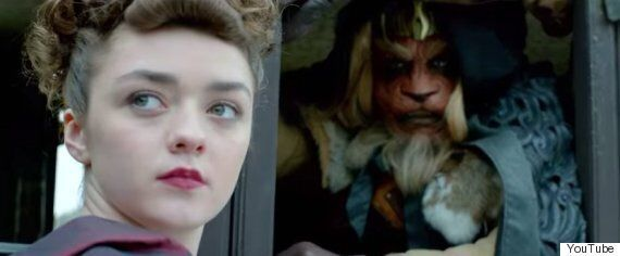 'Doctor Who' Series 9 Trailer: New Video Clip Shows Maisie Williams In