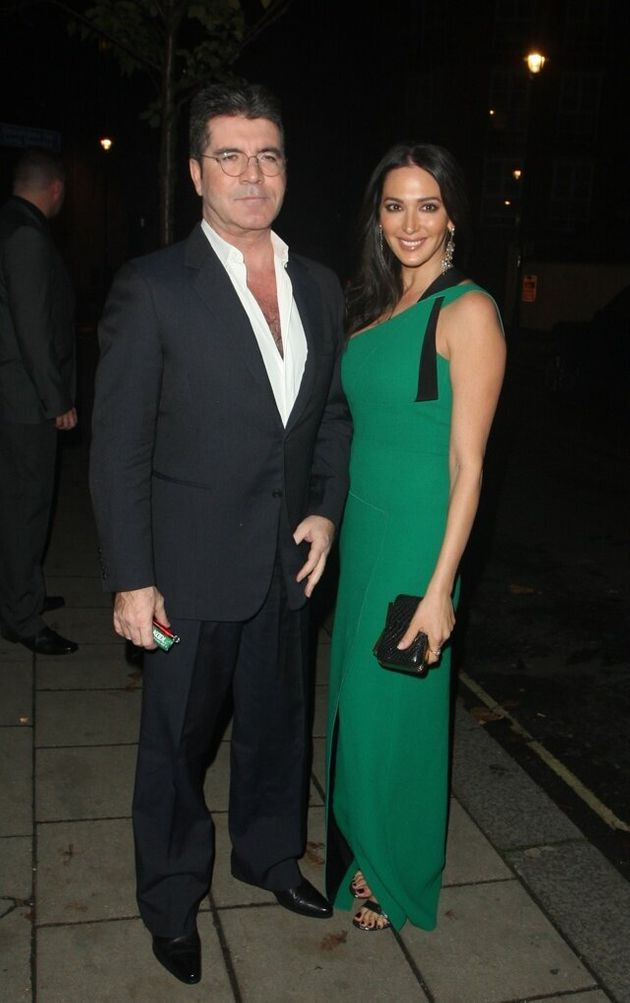 The Katie Piper Foundation Evening Featuring: Simon Cowell,Lauren Silverman Where: London, United Kingdom...