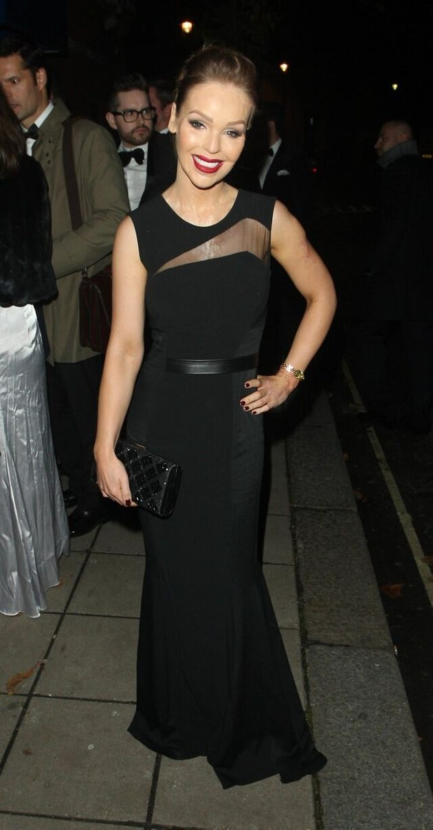Katie Piper Foundation Chairty Evening Featuring: Katie Piper Where: London, United Kingdom When: 27...
