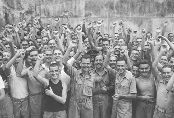 VJ Day; Remembering the Bravery and Sacrifice 70 Years