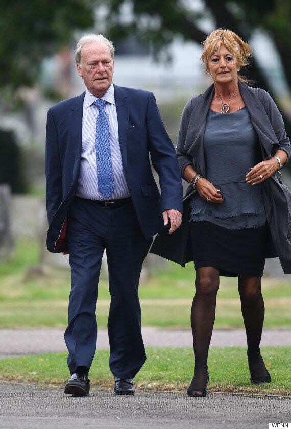 George Cole Funeral: Stars Including Dennis Waterman Pay Their Last Respects As 'Minder' Theme Tune Is...