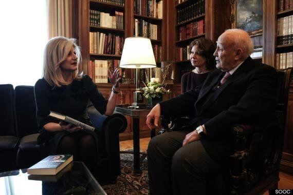 EU President Martin Schulz Backs Calls For 'Compromise' On Troika's Greece