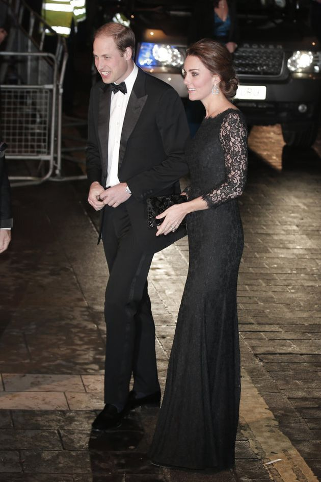 Prince William 'Tells Off' Jack Whitehall For Flirting With Kate