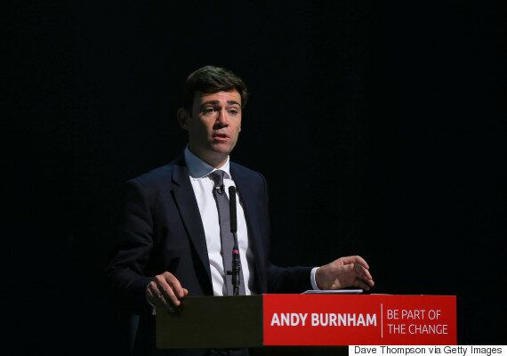 Andy Burnham Dismisses Attacks On Jeremy Corbyn By Labour Grandees As 'Misreading The Mood' Of The