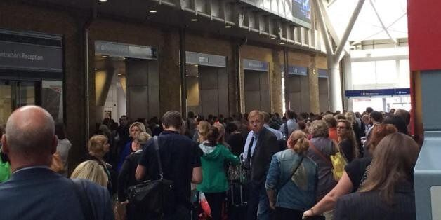 Kings Cross Station Evacuated And Armed Police Called Over Arrival Of Suspected Drug