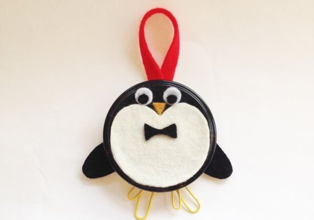 Homemade Christmas Decorations: 10 Easy-To-Make
