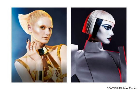 Your First Look At The Epic 'Star Wars' Max Factor