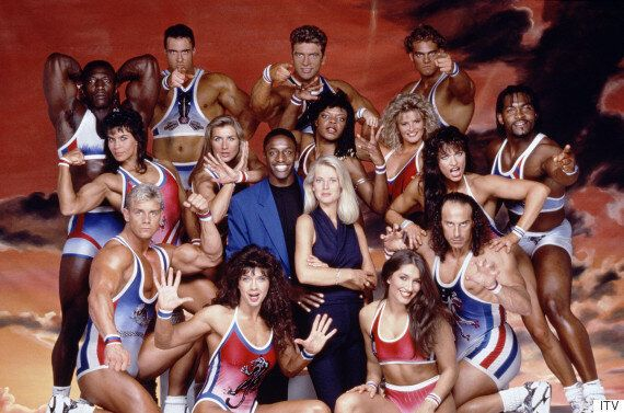 'Gladiators' Stage Reunion For ITV's 'The Saturday Night Story', And Here's What They Look Like Now