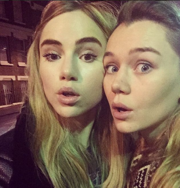 Suki Waterhouse's Little Sister Has Just Been Signed As A