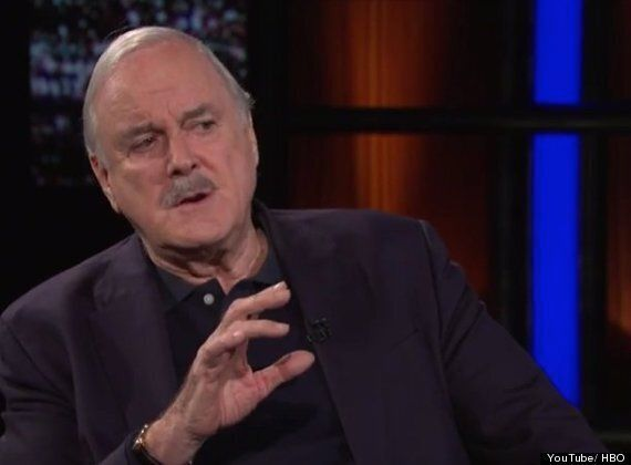 John Cleese & Bill Maher Debate Political Correctness, Muse 'You Can't Make Jokes About Muslims, They'll...