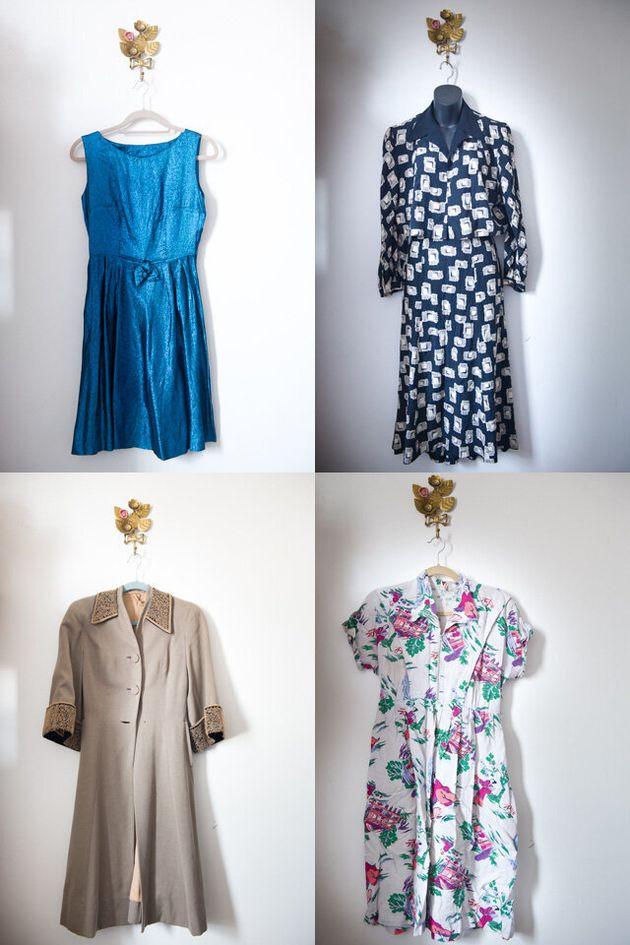 My Vintage Wardrobe: Rosie Alia, Accessories