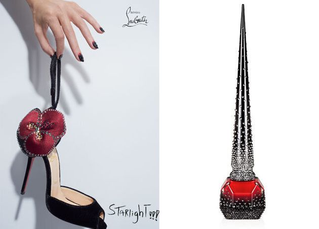 Christian Louboutin Launches £495 Nail Polish (Just In Time For