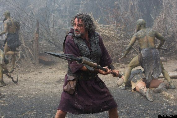 Ian McShane On Playing For Laughs In 'Hercules', And Why He Won't Be In The Next 'Pirates'