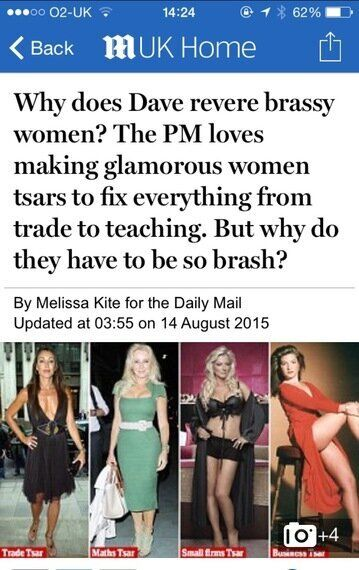 Standing Up for Glamorous Women in