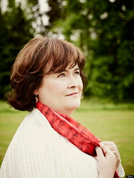 EXCLUSIVE: Susan Boyle's Signed Up For Acting Lessons, Plus Why She Still Takes The Bus To The
