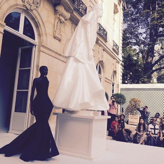 Lessons In Paris Haute Couture: How to Escape a 'Style