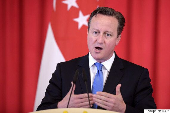 David Cameron Says He Doesn't Regret Calling Calais Migrants 'A