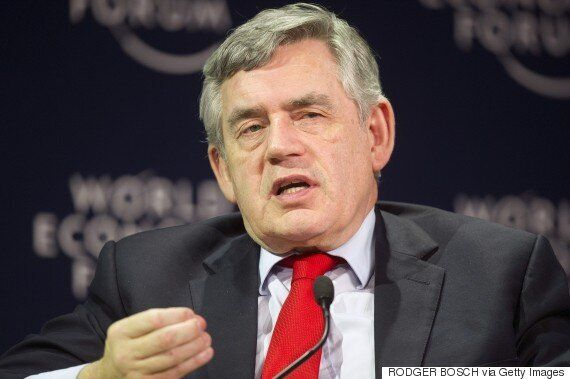 Gordon Brown Rebukes Jeremy Corbyn In Appeal For Labour Not To Become 'Party Of
