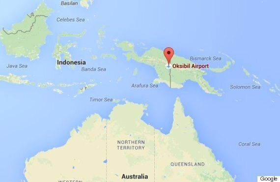 Indonesian Airline, Trigana ATR42-300, Disappears Over Papua WIth 54