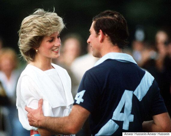 Donald Trump Gave Princess Diana 'The Creeps' After Bombarding Her With
