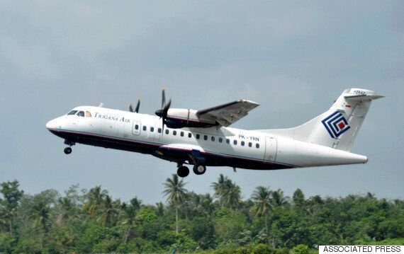 Missing Indonesian Trigana Air Plane Found Crashed In Papua