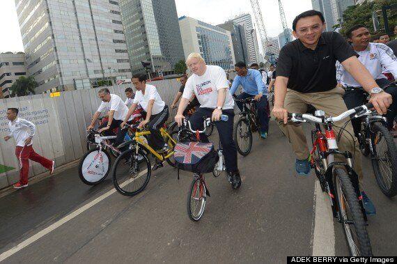 Mayor Boris Johnson Mulls 'Car-Free' Sundays In